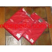 Красные спортивные сфитера Umbro