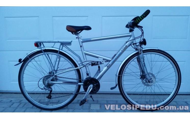 БУ Велосипед Alu-Trekking Star